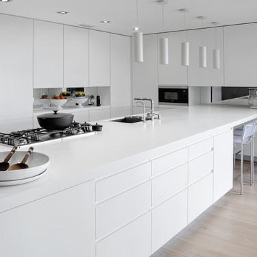 Descubrimos las siete claves de diseño en esta cocina, que se puede considerar la cocina perfecta