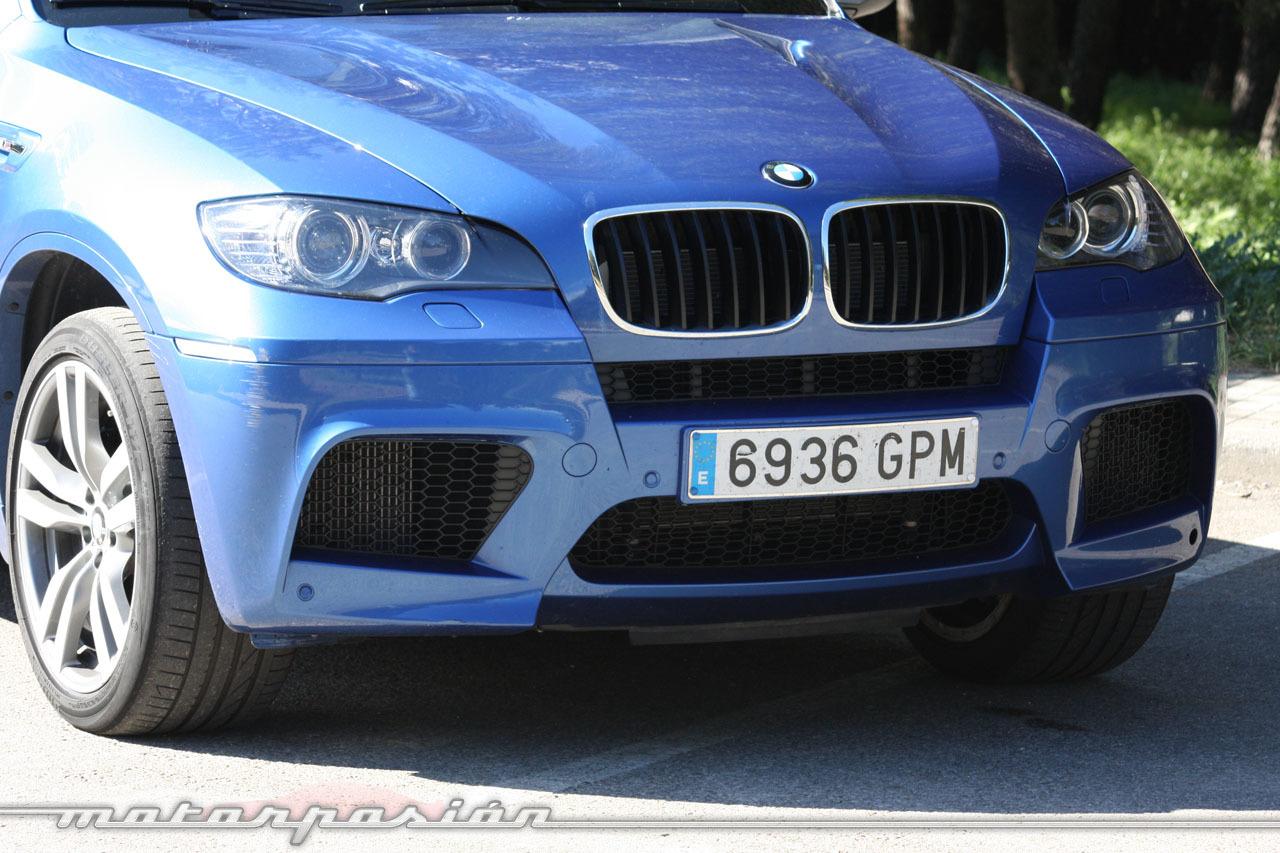 Foto de BMW X6 M (prueba) (3/41)