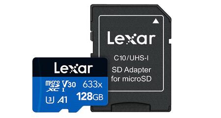 Lexar Microsd 128