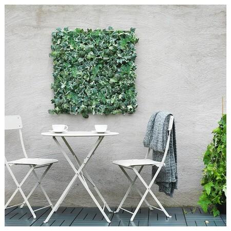 Fejka Planta Artificial Montaje Pared Int Ext Verde 0593310 Pe675035 S5