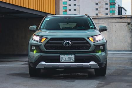 Toyota Rav4 Adventure 2021 Prueba De Manejo Opinion Resena Mexico 21 2