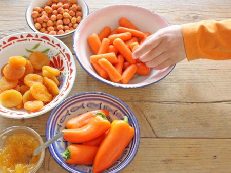 Los alimentos con más carotenos