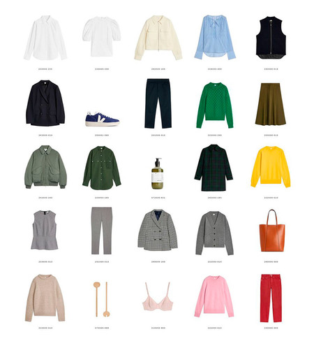 Ya podemos echar un vistazo a las primeras prendas de Arket, la nueva marca de H&M
