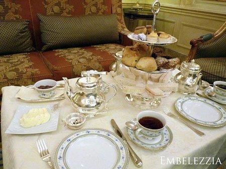 Hemos visto... el juego de té del Hotel Ritz