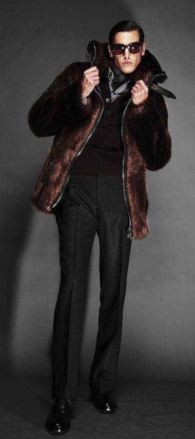 Foto de Tom Ford, colección masculina para el Otoño-Invierno 2011/2012 (42/44)