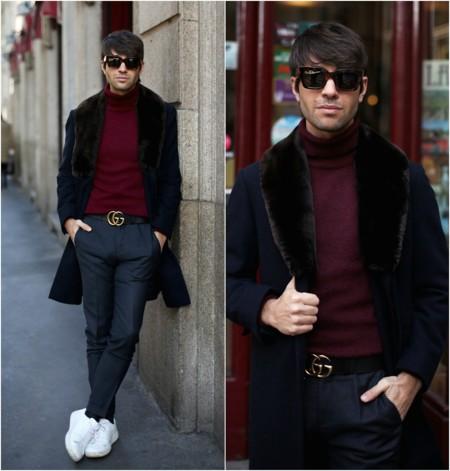 Sigue haciendo frío y los bloggers nos muestran cómo aprovechar (aún) los cuellos altos