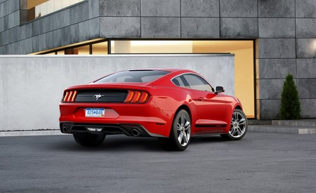 Pony Package para el Ford Mustang 2018