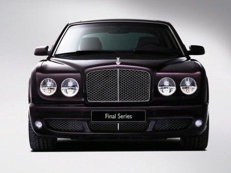 Llamada a revisión para varios Bentley en EEUU