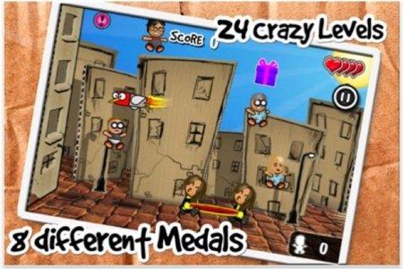 LocoRescue, un sencillo juego para pasar el rato