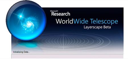 El universo bajo tus dedos, Microsoft WorldWide Telescope