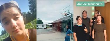 El último fenómeno de TikTok: adolescentes amish y menonitas que comparten con sus miles de seguidores cómo son realmente sus vidas