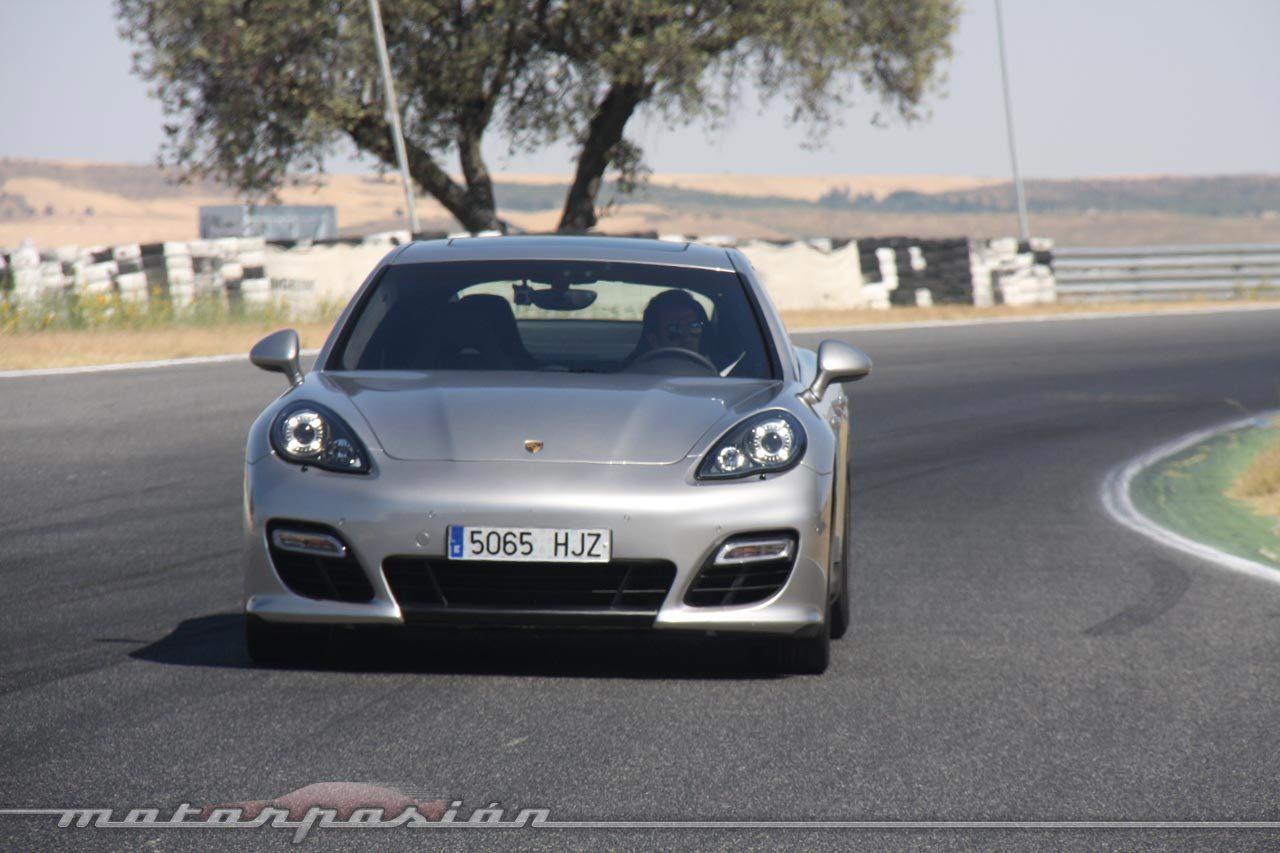 Foto de Porsche Panamera GTS (Prueba) (101/135)
