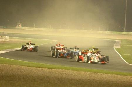 Las GP2 Asia Series buscan a una carrera sustituta para el evento de Bahréin