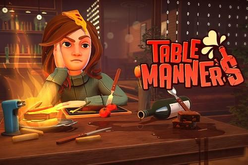 Mis primeras citas con Table Manners son dignas de First Dates, pero sin la presencia de Carlos Sobera le falta encanto