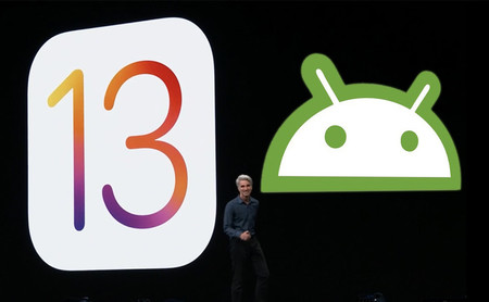Del modo oscuro al teclado deslizante: siete novedades de iOS 13 que ya existían en Android