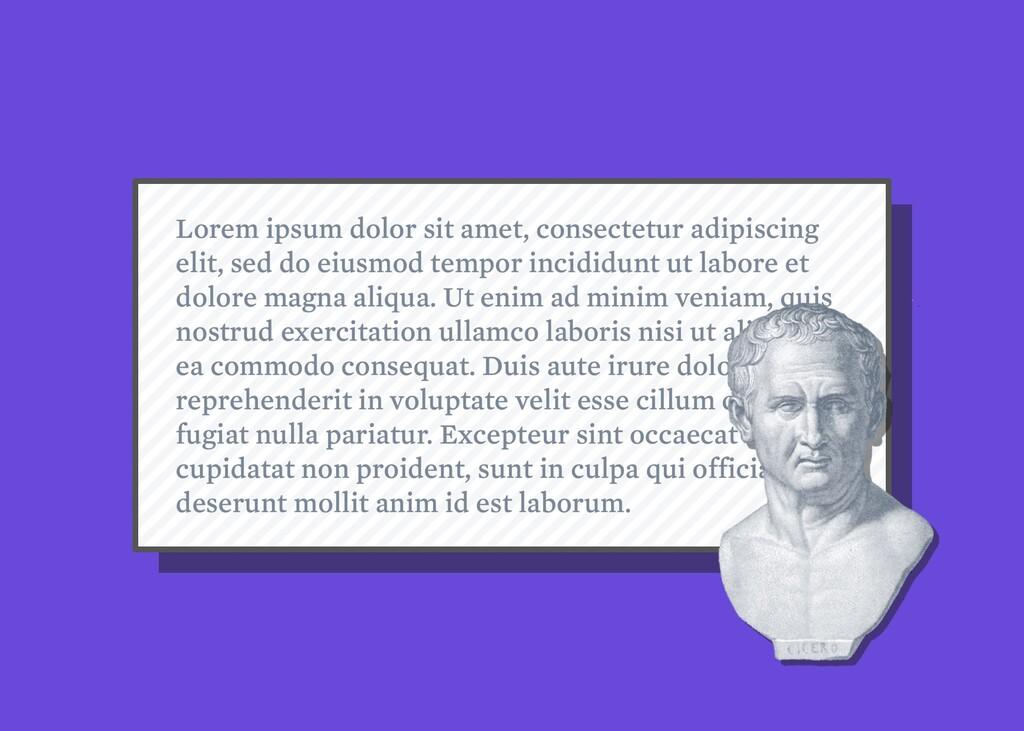 Qué hay detrás de 'Lorem Ipsum', un texto con miles de años de historia presente en Word, Adobe y muchísimas otras apps