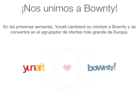 Bownty compra la española Yunait ¿Quién dijo que el sector de las ofertas y cupones estaba muerto?