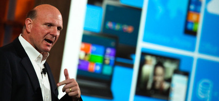 Steve Ballmer comparte datos e impresiones con sus accionistas