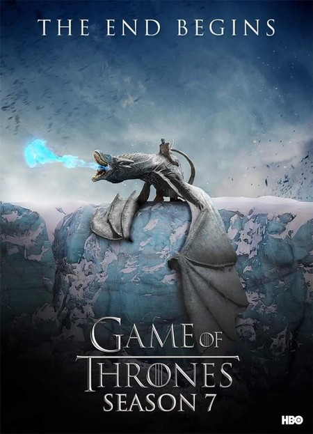 Game Of Thrones Season 7 Ice Dragon