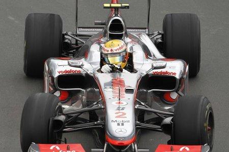 McLaren, mucho desarrollo para estar en lo más alto
