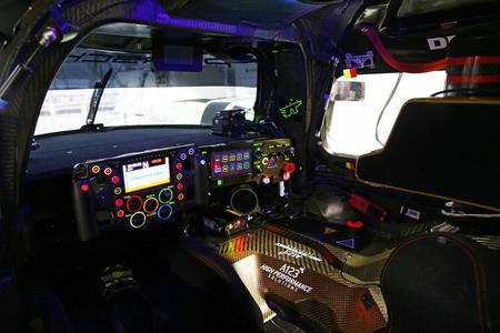 Volante Porsche 919 Hybrid