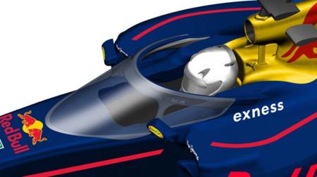 Red Bull le da una vuelta al tema de las protecciones