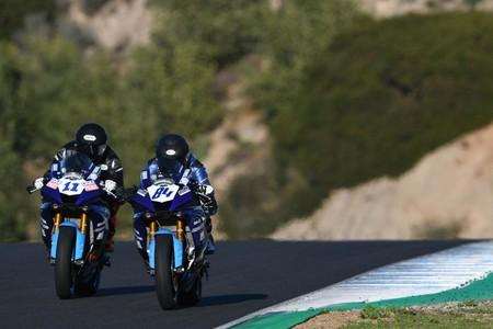 Kallio Racing Test Jerez Enero 2018