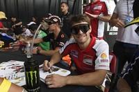 MotoGP Argentina 2014: Michele Pirro sustituirá a Cal Crutchlow