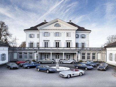 Encuentran una colección de joyas clásicas en un castillo en Suiza, y está a la venta (no, el castillo no)