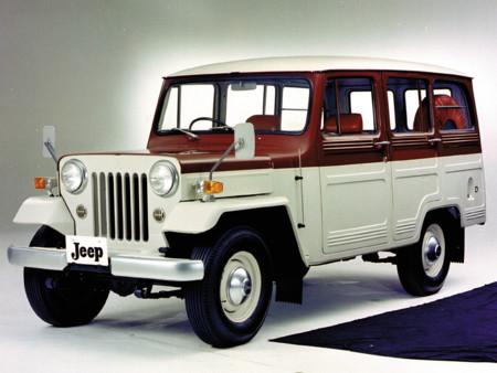 Mitsubishi Jeep 2