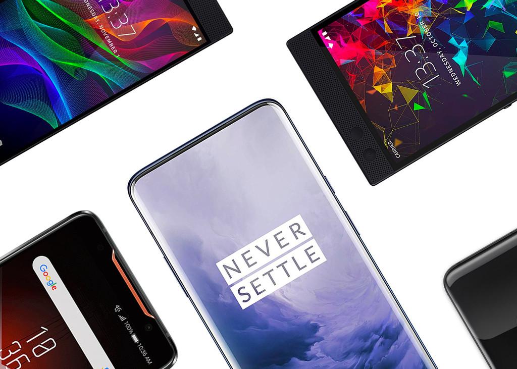 Todos los móviles con pantalla de más de 60 Hz que podréis adquirir actualmente