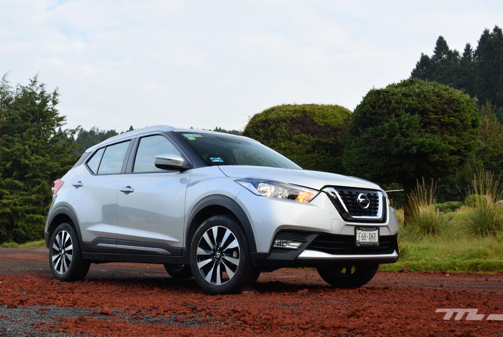 Nissan Kicks, a prueba: evaluamos el SUV más pequeño de la ...
