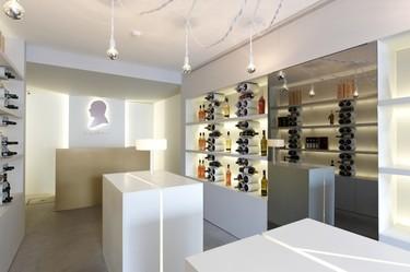 El diseño llega también a las bodegas. Lugares con encanto para la cata de vinos