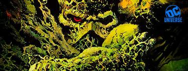 DC da los primeros detalles de su servicio de streaming y anuncia una serie de 'La Cosa del Pantano' con James Wan