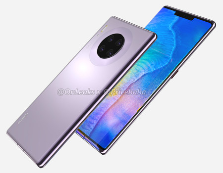 Huawei Mate 30 Pro Render Pricebaba 02