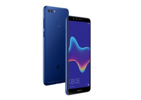 2d2a3a6d2d1 Huawei Y9 2018 llega a México: cuatro cámaras, enorme batería y pantalla  18:9 para competir en la gama media