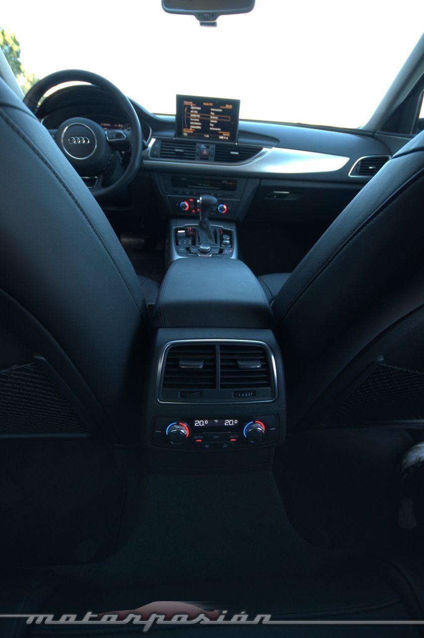 Foto de Audi A6 hybrid (prueba) (34/120)