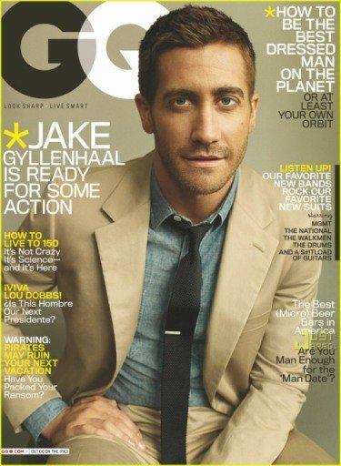 Jake Gyllenhaal posando para GQ y hablando de lo mucho que le afectó la muerte de Heath Ledger