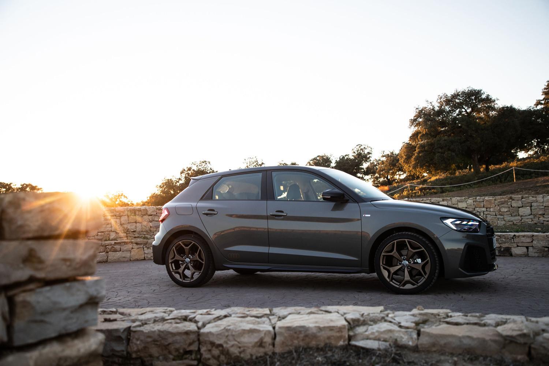 Foto de Audi A1 2018, toma de contacto (119/172)