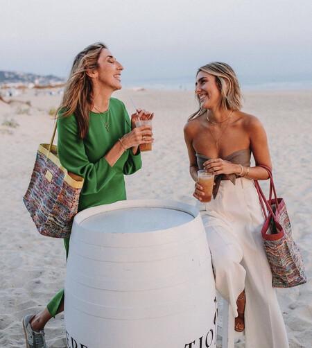 Paz Padilla y Anna Ferrer - Instagram