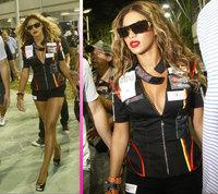 Beyoncé revoluciona la Fórmula 1