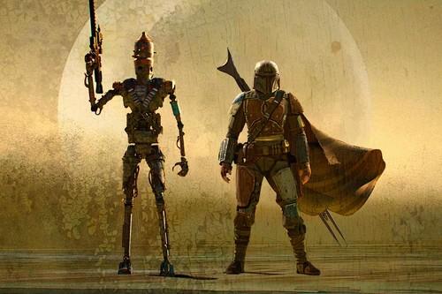 'The Mandalorian': las mejores 53 referencias, easter eggs y conexiones con la saga 'Star Wars' de la serie de Disney+