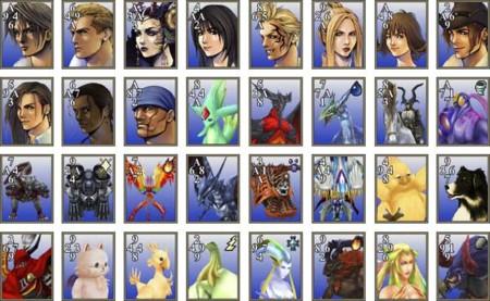 Que no pare la fiesta de Final Fantasy, el juego de cartas de FFVIII ya está disponible en iOS