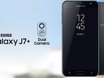 El Samsung Galaxy J7+ sería el primer gama media de la marca en recibir la doble cámara