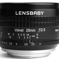 Lensbaby Velvet 28mm F2.5, un nuevo objetivo para darle un aspecto etéreo a tus fotografías