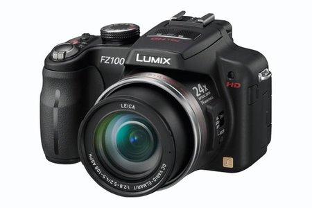 Panasonic Lumix DMC-FZ100 una bridge con una grabación en HD excelente