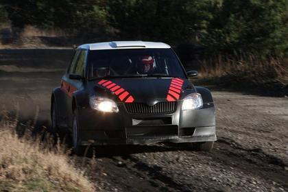 Skoda pide ayuda a Carlos Sainz para desarrollar el Fabia S2000