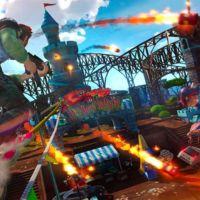 Ya se puede descargar gratis Sunset Overdrive en Xbox One siendo Gold