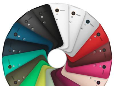 Motorola lanzará un Moto X de bajo coste
