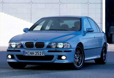 Rumores sobre el BMW M5: ¿más de 570 CV y KERS?